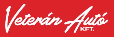 Veterán Autó Kft. logó